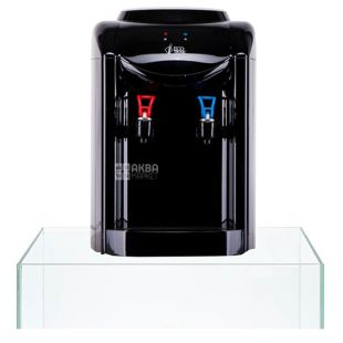 Ecotronic K1-TE Black, desktop water cooler