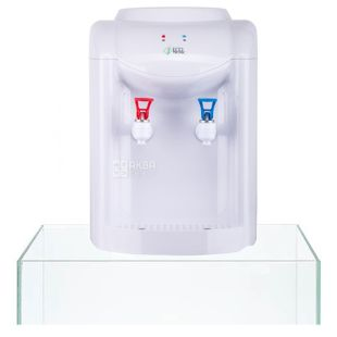 Ecotronic K1-TE White, кулер для води настільний