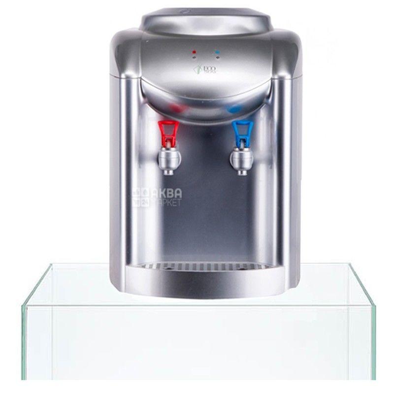 Ecotronic K1-TE Silver, Кулер для воды с электронным охлаждением, настольный