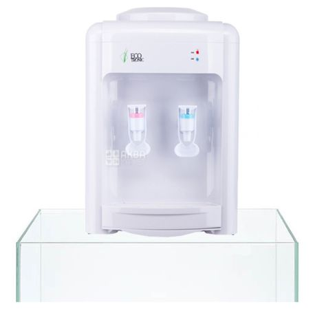 Ecotronic H2-TE White, Кулер для воды с электронным охлаждением, настольный