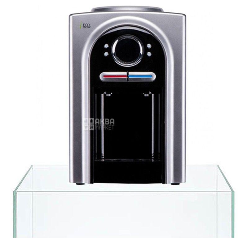 Ecotronic C2-TPM Black, Кулер для води з електронним охолодженням, настільний