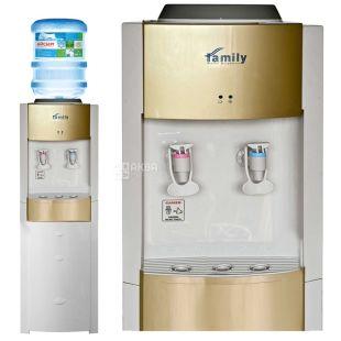 Bio Family WBF-1000 LA Gold, кулер для води підлоговий