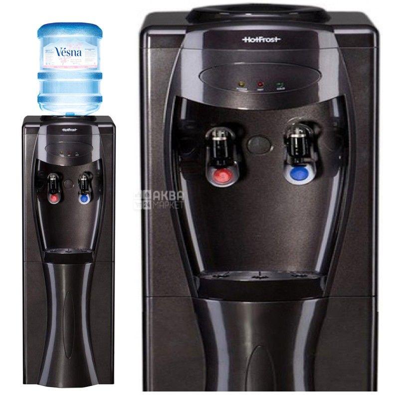 HotFrost V208 N, кулер для воды напольный