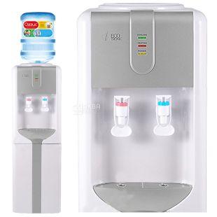 Ecotronic H3-L Silver, кулер для воды напольный