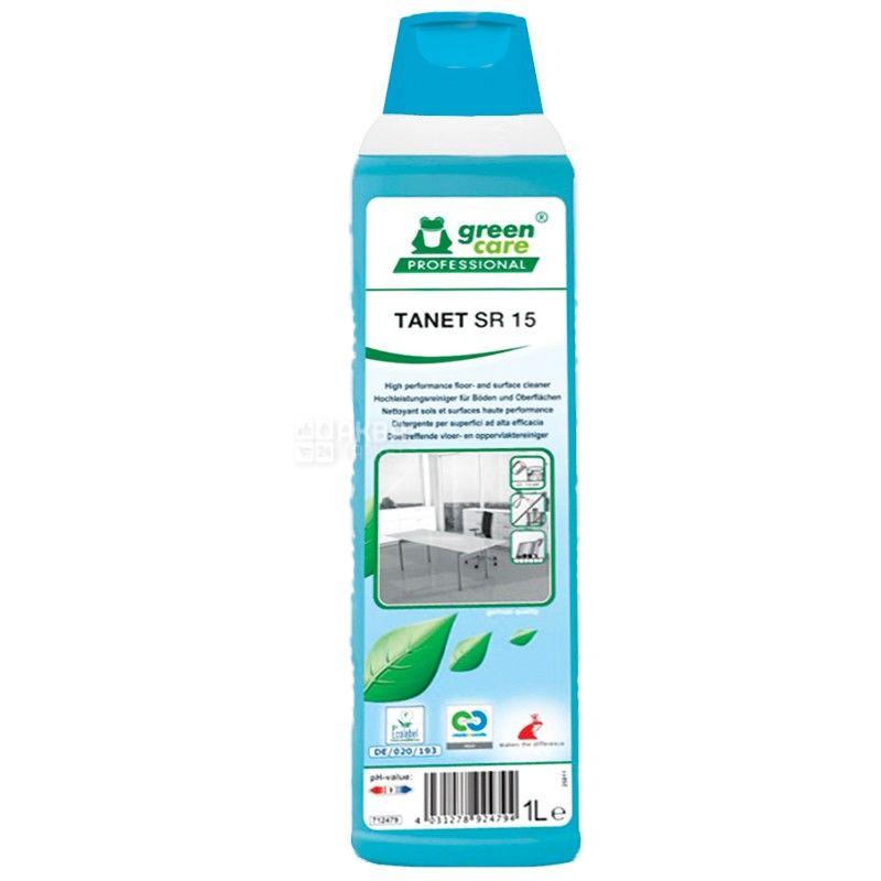 TANET SR 15, 1 л, средство для чистки гладких поверхностей, ПЭТ