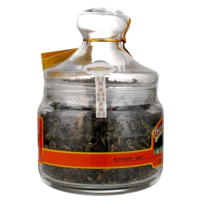 Чайна країна, Золотий равлик, 150 г, Чай чорний, скло