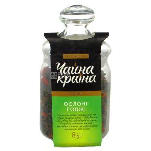 China Ukraine, 85 g, berry tea, Oolong Goji
