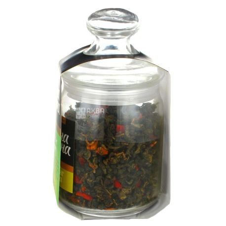 Чайна країна, Оолонг Годжи, 85 г, Чай улун, крупнолистовой, стекло