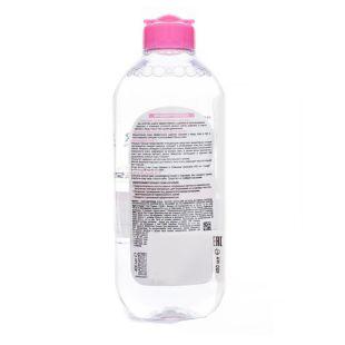 Garnier, 400 мл, міцеллярна вода, для всіх типів шкіри