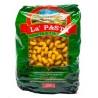 La Pasta, 400 г, макароны, спиральки