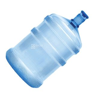 Бутыль без ручки Полифлекс, 18,9 л