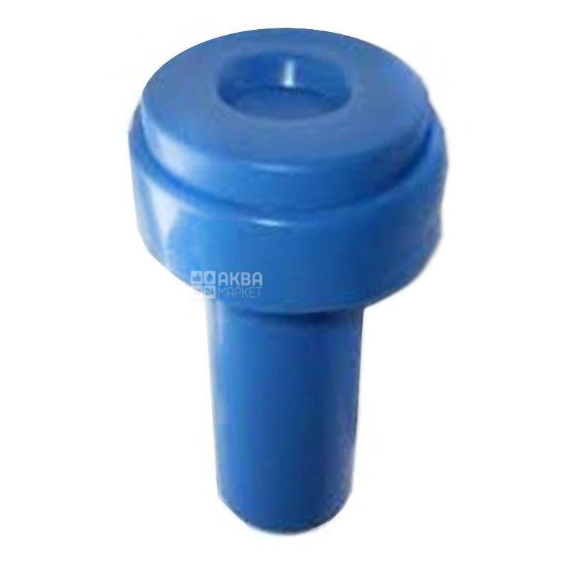 Пробка многоразовая для бутылей с водой 18,9л