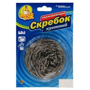 Фрекен Бок, 1 шт., Скребок для посуды из нержавеющей стали