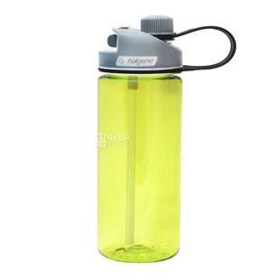 Nalgene, 0,6 л, бутылка для воды, MultiDrink, желтая