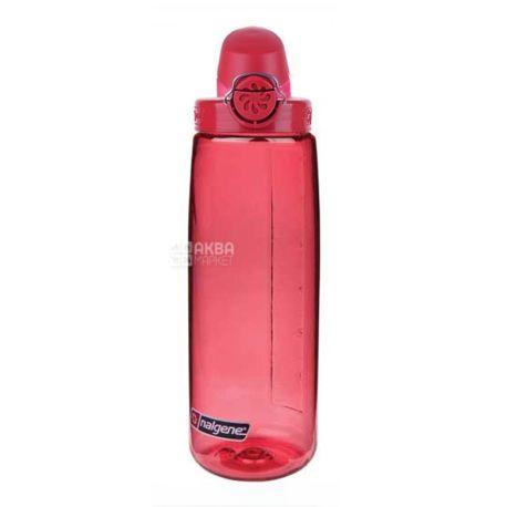 Nalgene, 0,7 л, бутылка для воды, On The Fly, розовая