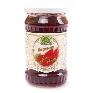 Dari Laniv, 360 g, jam, strawberry, glass
