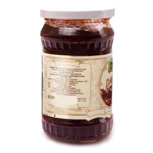 Дари Ланів, 360 г, джем, вишневый, стекло