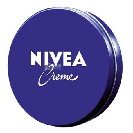 NIVEA, 150 мл, крем, зволожуючий, Creme