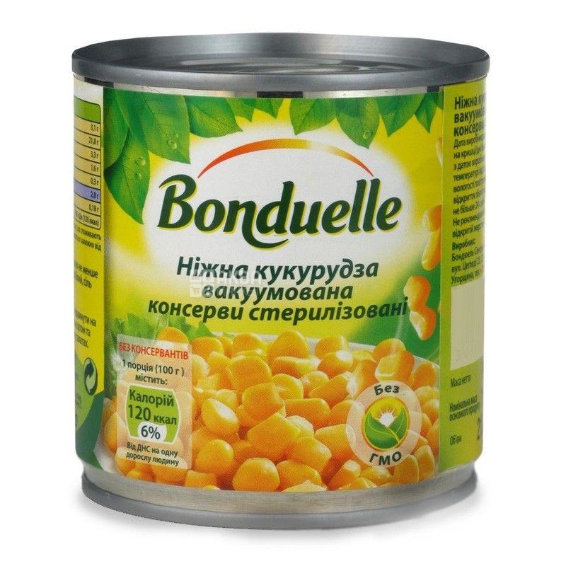 Bonduelle, 212 мл, кукуруза, нежная