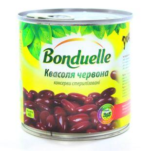 Bonduelle, 425 мл, квасоля, червона