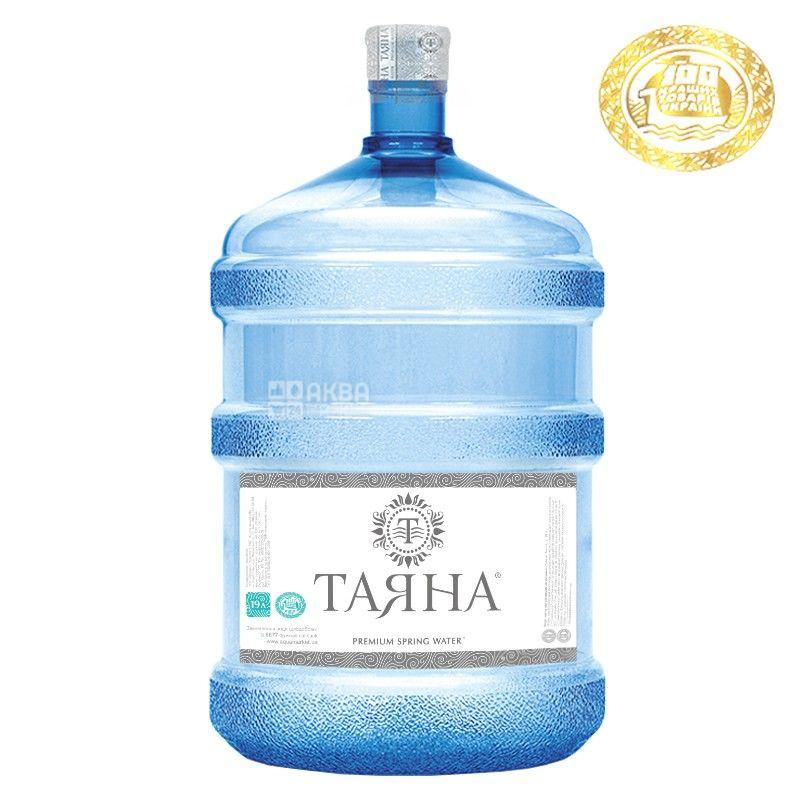 Вода 18,9 л, Таяна