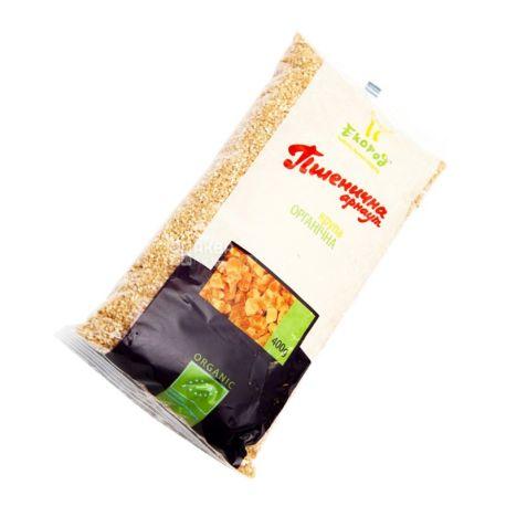 Екород, Крупа пшенична Арнаут, органічна, 400 г