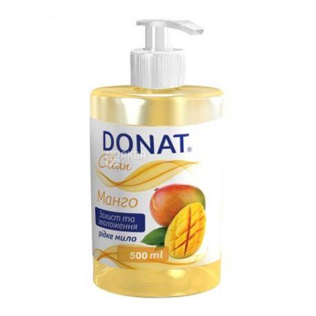 Donat, 0,5 л, рідке мило, манго