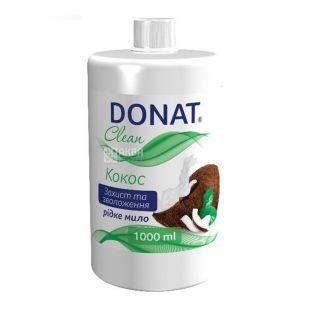 Donat, 1 л, жидкое мыло, Кокос