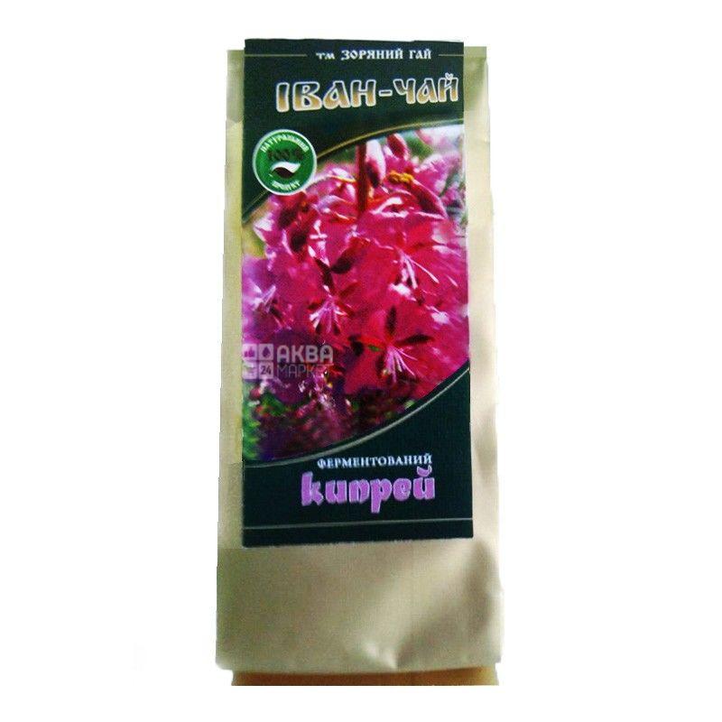 Зоряний гай, 50 г, иван-чай, ферментированный, Крепкий, пакет