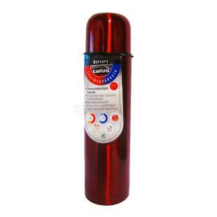 LaPlaya, 0.7 l, thermos, Mercury, Red