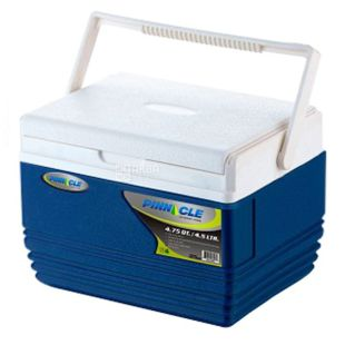 Pinnacle Eskimo, 4,5 l, isothermal container, Blue, m / s