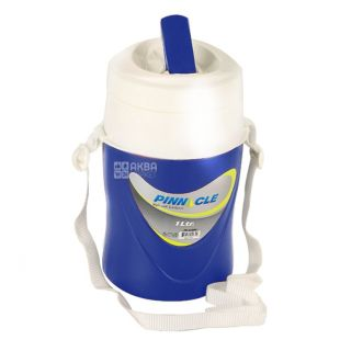Pinnacle, 1 L, thermos container, Isothermal, Blue, Eskimo, m / s