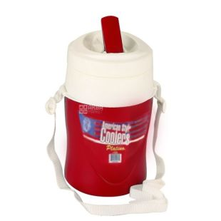 Pinnacle, 1 L, thermos container, Isothermal, Eskimo, Red, m / s