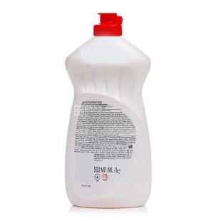 Fairy, 0,5 л, средство для мытья посуды, лимон