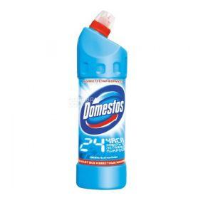 Domestos, 1 л, средство для очищения, Свежесть атлантики, ПЭТ