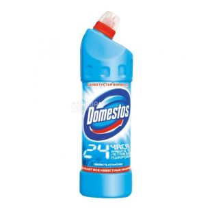 Domestos, 1 l, cleanser, Atlantic freshness, PET