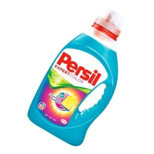 Persil, 1,46 л, гель для прання кольорової білизни, Expert Color