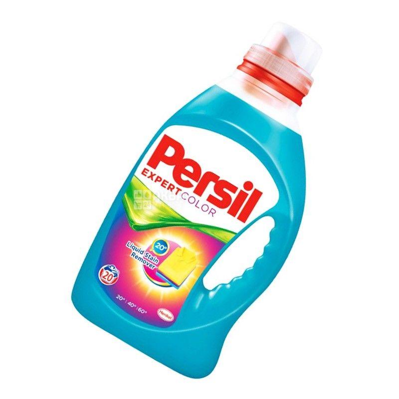 Persil, 1,46 л, гель для стирки цветного белья, Expert Color