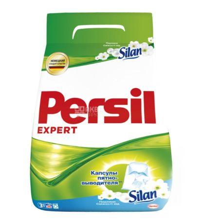 Persil Expert Silan, 3 кг, стиральный порошок для белого белья