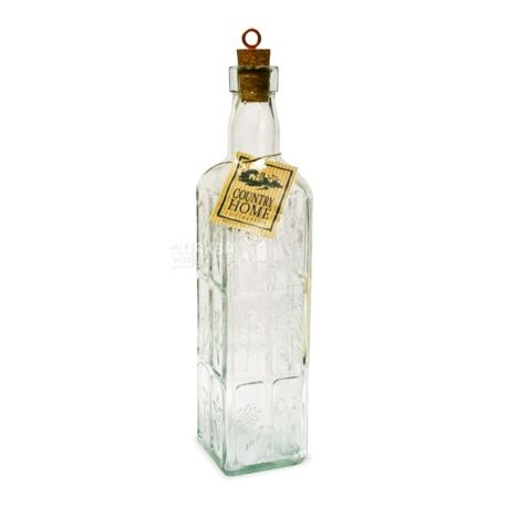 Fiori, 0,5 л, бутылка для соусов, стекло