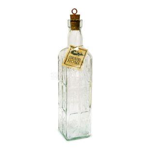 Fiori, 0,5 л, пляшка для соусів, скло