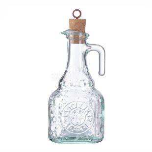 Helios , 0,25 л, пляшка для олії та оцту, скло
