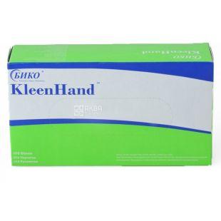 KleenHand, 200 шт., розмір М, рукавички нітрилові, м/у
