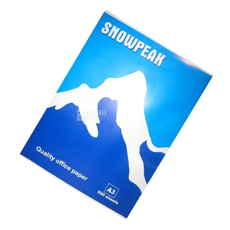 Snowpeak, 500 арк., папір, А3, м/у