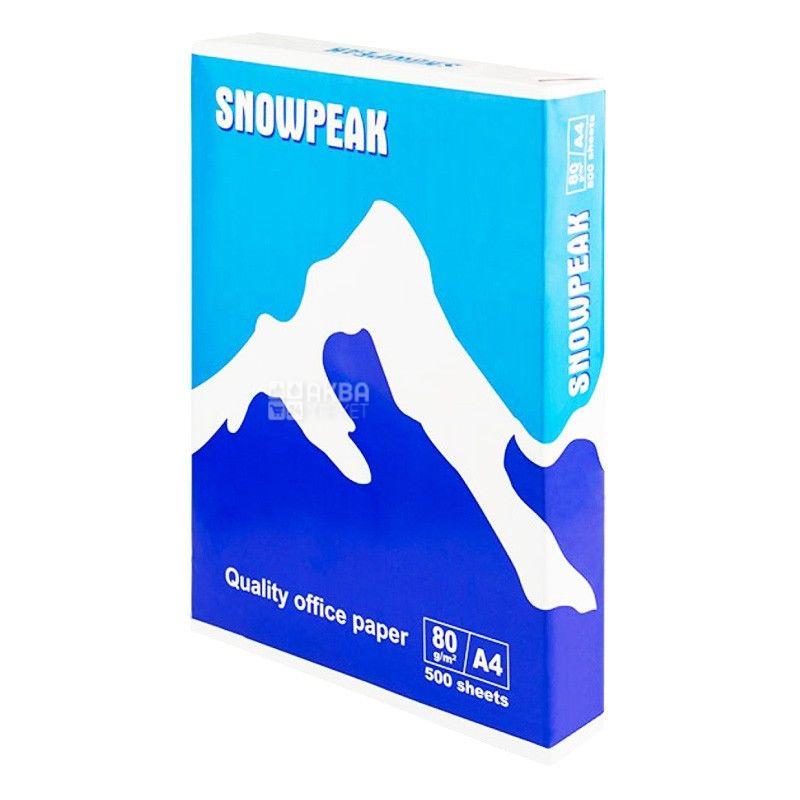 Snowpeak, 500 арк., папір, А4, м/у