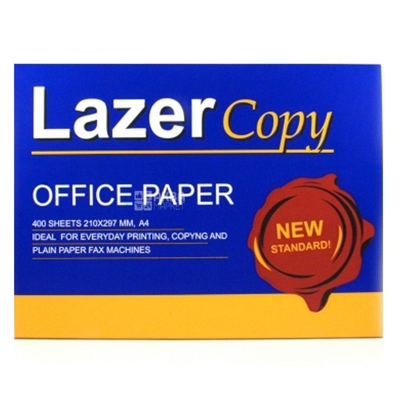 Lazer Copy, 400 арк., папір, А4, м/у