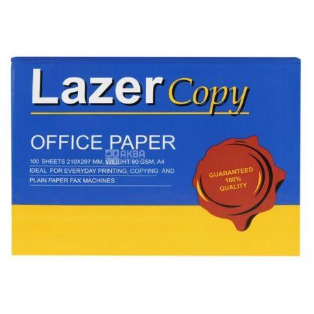 Lazer Copy, 100 арк., папір, А4, м/у