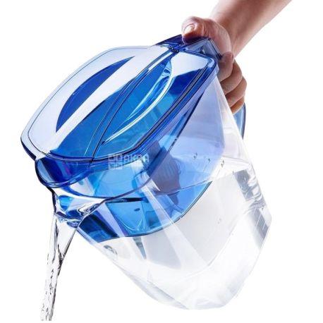 Барьер, 3,6 л, фильтр для воды, Гранд, кувшин