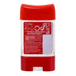 Old Spice, 70 мл, дезодорант-антиперспірант, гелевий, чоловічий, WHITEWATER
