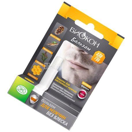 Биокон, 4,6 г, бальзам для губ, мужской
